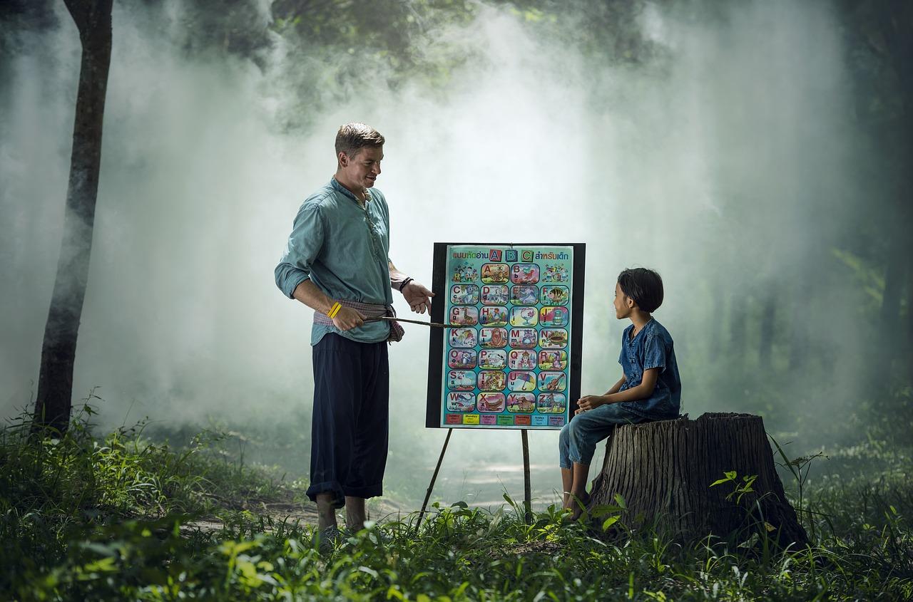 Teaching languages