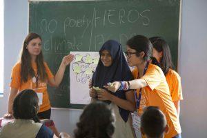World's Largest Lesson AIESEC