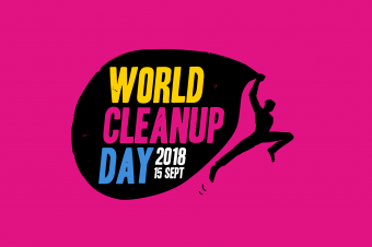 AIESEC joins World Cleanup Day on September 15 in effort to promote sustainable waste handling