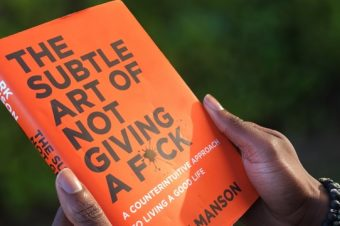 "Lessons learned from ""The Subtle Art of Not Giving a F*ck."""